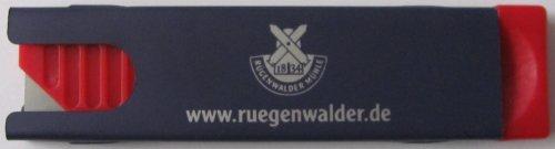 Preisvergleich Produktbild Rügenwalder Mühle Wurstwaren - Kartonmesser - Neu