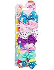 JoJo Siwa New 7 Day Bow Set Girls Hermosos accesorios