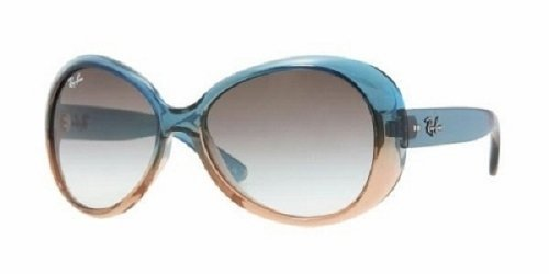 Ray-Ban Junior - RJ 9048S, Oversize, Propionat, junior, TURQUOISE SHADED LIGHT BROWN/GREY BROWN SHADED(174/8E), 51/13/115