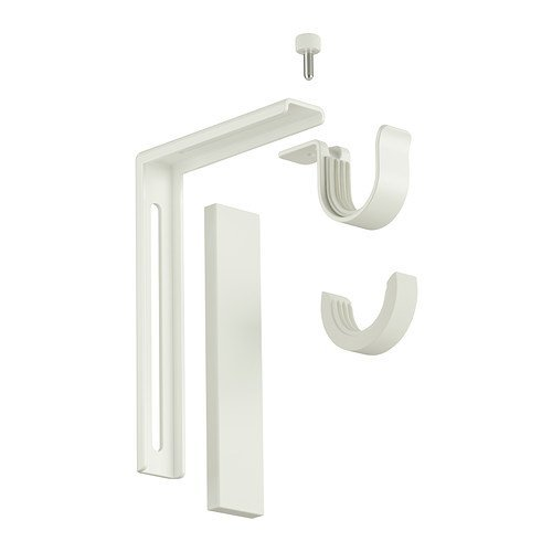 Ikea Home Indoor Wall/ceiling bracket white