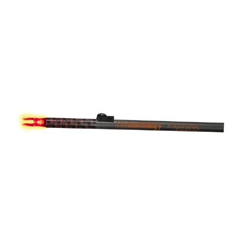 AMS M114 Nockturnal Lighted Nocks , Red by AMS