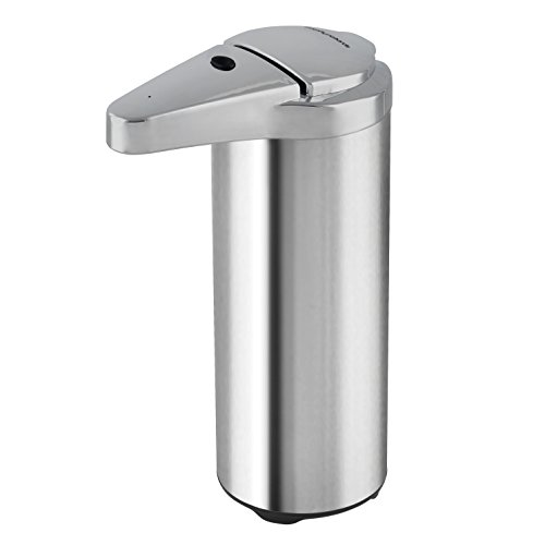 Morphy Richards Chroma Sensor Soap Dispenser, Stainless Steel