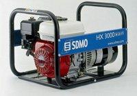 SDMO Stromerzeuger HX 3000, 50 Hz synchron, portable (Honda Portable Generator)
