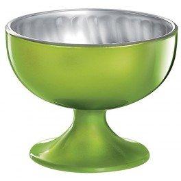 6 Coupes à glace Flashy Colors Cosmos vert pistache Luminarc