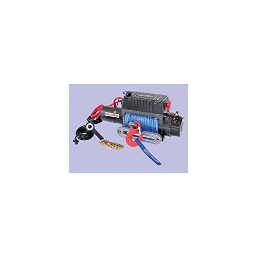 Seilwinde 12Volt Seil Synthetik Leistung Hochschrank Maxi Nr. 5448kg für Defender für Land Rover–db12000ir
