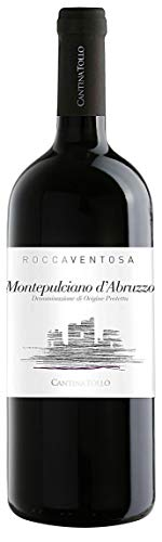 Cantina Tollo Rocca Ventosa Montepulciano d`Abruzzo DOC 2017 Magnum (1,5 L) trocken (1,5 L Magnum)