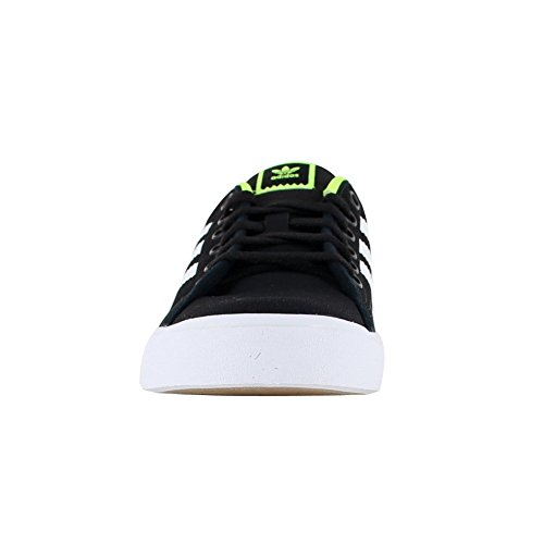 Chaussures adidas – Adicourt Stripes noir/blanc/jaune taille: 40 2/3