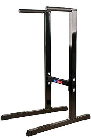 Profi Dipständer newfitness® NE650, Gewichtsbelastung bis 200 kg, 3 mm