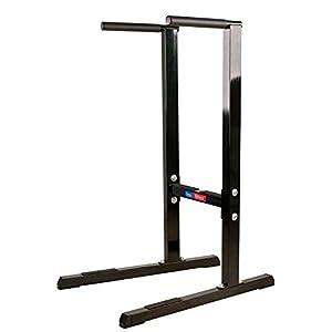 Profi Dipständer newfitness® NE650, Gewichtsbelastung bis 200 kg, 3 mm Stahlstärke