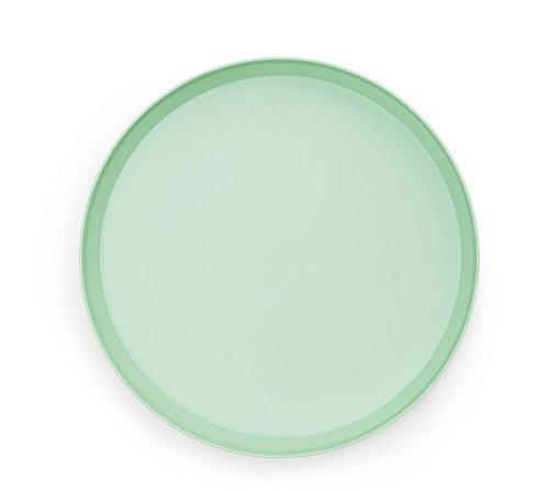 Normann Copenhagen - Tablett - Geo - Farbe: Mintgrün Ø 37 cm