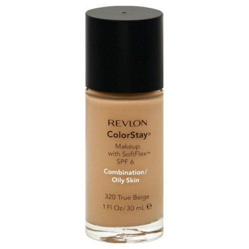 Revlon ColorStay Makeup Combination/Oily Skin True Beige (2-Pack) (Grundierung)