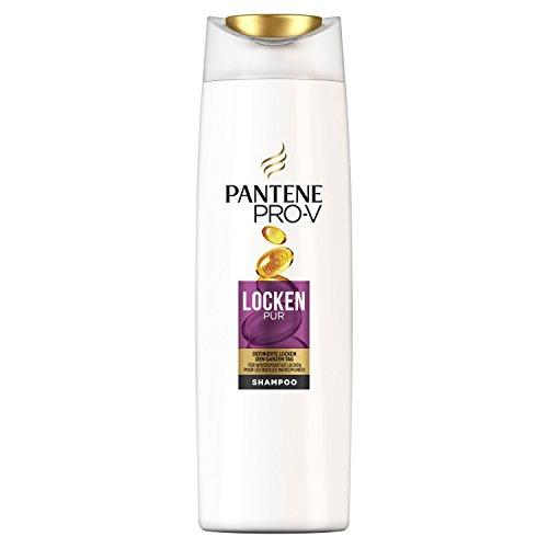Pantene Pro-V Locken Pur Shampoo, für glänzende und elastische Locken, 6er Pack (6 x 300 ml)