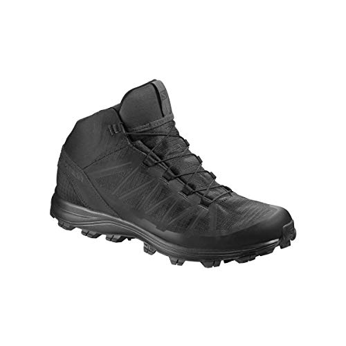 Salomon Forces Speed Assault Tactical Boots (12, Black) Assault Boot
