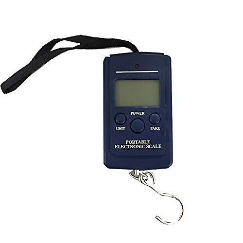 Haizhiyin Tragbare Digitale LCD Handgepäck Skala blau Gadget Wiegen Koffer 110 Pfund - Und-geräte Küchen-gadgets