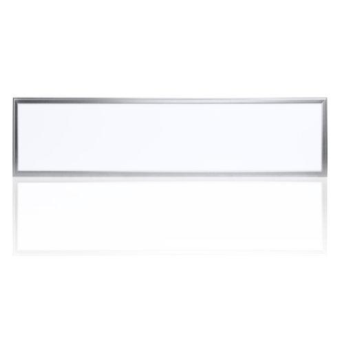 Anten® Panel LED Slim 30x120cm 40W Plafón LED SMD2835*168LED Blanco frio (6000-6500K) Las luces del techo oficina de la escuela del hospital para la iluminación interior Flash-dc Strobe