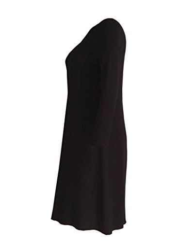 CAROLIN RICK - Robe - Trapèze - Femme Multicolore Multicolore 40-50 Noir