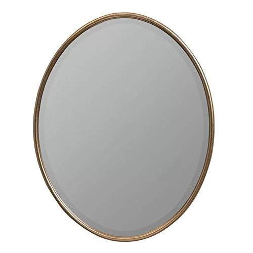 FENGMI Espejo de Pared Ovalado - Espejo Grande de Alta definición con...