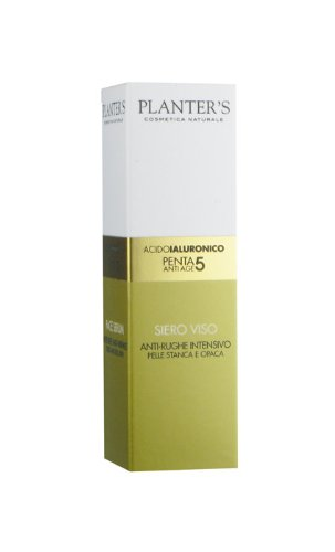 Planter's Siero viso Penta 5 antirughe intensivo 4ml