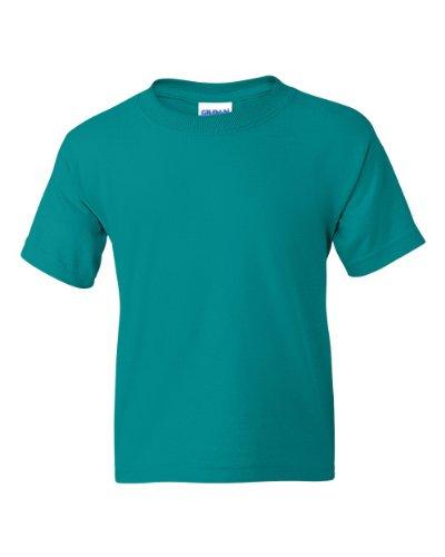 Jesus Shaves auf American Apparel Fine Jersey Shirt Jade Dome