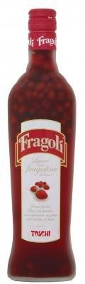 Toschi Fragoli Walderdbeer-Likör aus Italien, 1er Pack (1 x 700 ml)