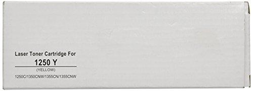 Q3962A Hohe Qualität 1 x Yellow Rebuilt toner cartridge for 2550, 2840, 2800, 2820, 2550l, 2550n, 2550ln by Printing Pleasure PP PREMIUM - 2550 Toner