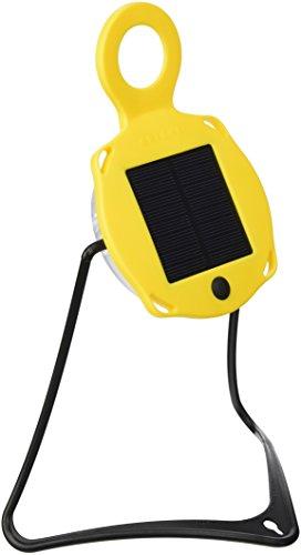 Bright Sunturtle Solarleuchten, Gelb, S (Solarbetriebene Camping-ausrüstung)