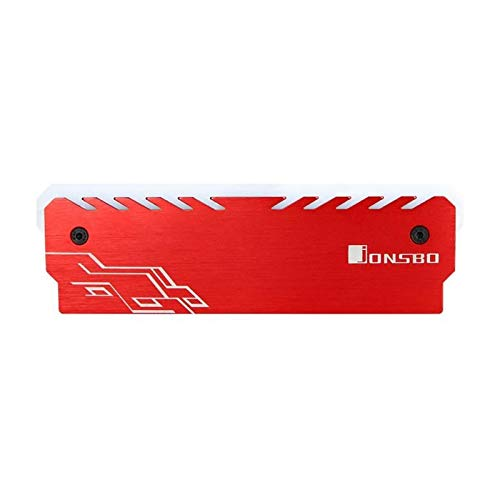 8 Video-splitter Modul (Jonsbo NC-1 Rot Kühlkörper, rot)