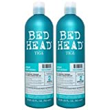 BED HEAD by TIGI Urban Antidotes Recovery Tween Duo Moisture Shampoo and Conditioner 2×750 ml