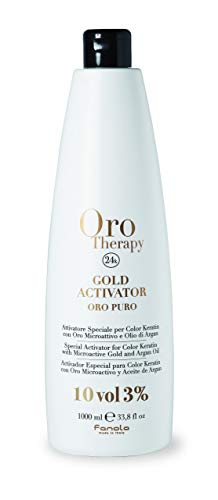 Fanola Oro Puro Therapy or Activateur 3% 1000 ml