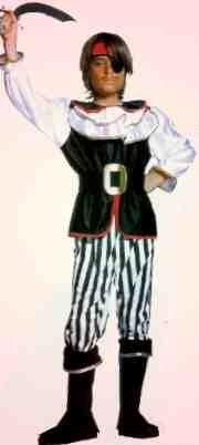 Kostüm Pirat Korsar Seeräuber Gr. (Minute Jungen Für Halloween Kostüme Last)