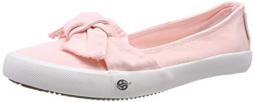 Dockers by Gerli Damen 42VE202-790765 Geschlossene Ballerinas, Pink (Rosa/Weiss 765), 39 EU