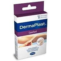 Elastisches und wasserfestes Wundpflaster DermaPlast Comfort (20 Stück) preisvergleich bei billige-tabletten.eu