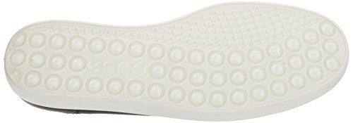 Ecco Soft 7 Ladies, Mocassins Femme Noir (Black)