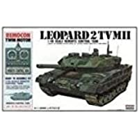 1/48 remote control tank Leopard 2 No.9 - Compare prices on radiocontrollers.eu