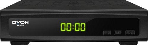 Dyon Raven HD DVB-C Receiver (PVR, Time-Shift, HDMI) schwarz