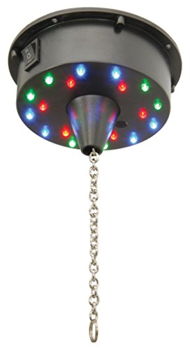 QTX batteriebetrieben LED Mirror Ball Motor - Qtx Light