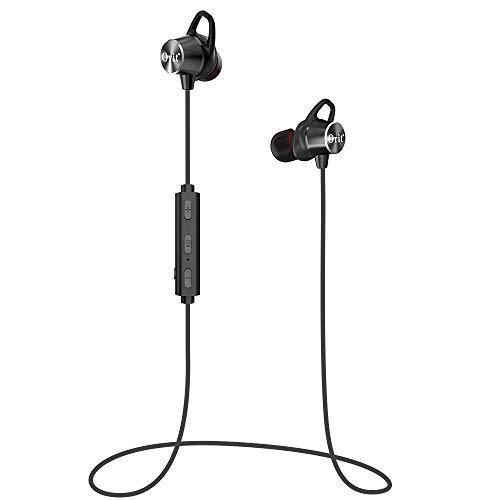Cuffie Bluetooth V4.2 Wirless auricolari impermeabili Sport DJ cuffie