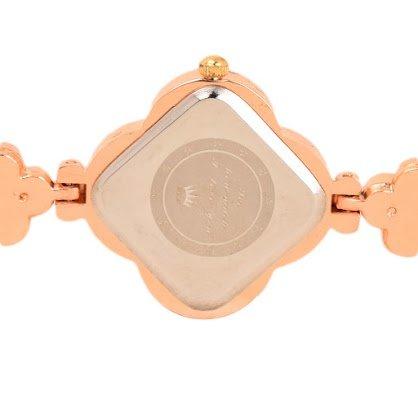 GATTS Clover Dial Ladies Diamond dial Watch