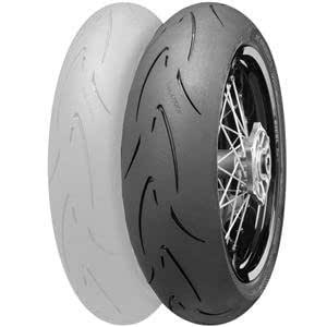 160//60R-17// Continental Conti Attack SM Rear Tire