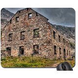 abandoned-stone-house-in-the-mountains-hdr-mouse-pad-mousepad-houses-mouse-pad