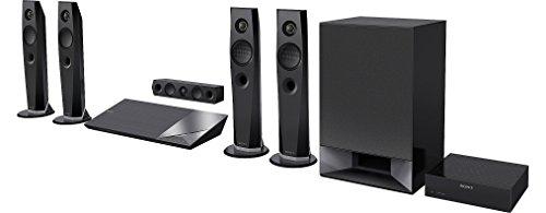 Sony BDV-N7200W 5.1 Blu-ray Heimkinosystem (1200 Watt, 4K UltraHD Upscaling, 3D, WLAN, Smart TV, Bluetooth, NFC, Spotify) schwarz - 3