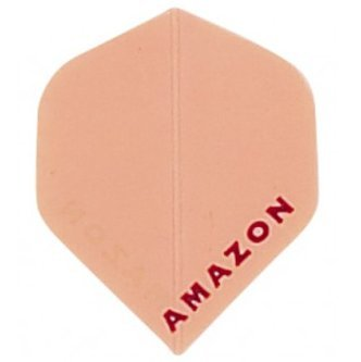 12 Amazon Standard Dart Flights Fullsize (4 Sätze) + 1 Satz good-darts Flights