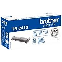Brother TN2410 Toner Cartridge, Standard Yield, Brother Genuine Supplies, Black