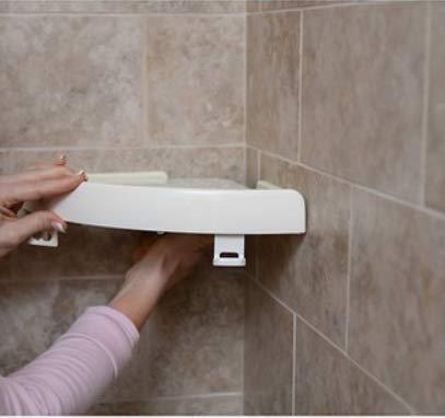Baño Cocina Triángulo Estante Perforadora Libre