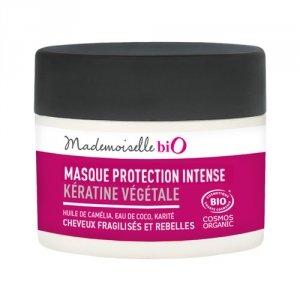 MADEMOISELLE BIO Masque Protection Kératine - 200ml