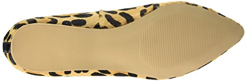 Steve Madden Xhail Damen Ballerina mehrfarbig (Leopard)
