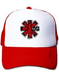 Red Hot Chili Peppers Logo Trucker Hats
