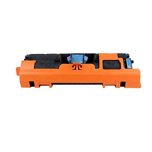 Kompatibel C9701a Cyan Laser (Kompatibel Mit HP C9700A C9701A Tonerkartusche Für HP Color Laserjet 1500L 2500 2500L 2500N 2500TN Laserdruckerkartusche,Blue)