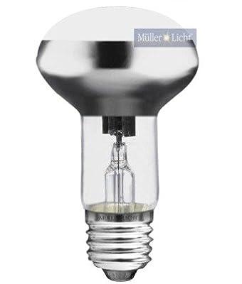1x ML Halogenlampe Reflektor R63 / 42W (60W) 230V / E27 (16440) von Müller-Licht auf Lampenhans.de