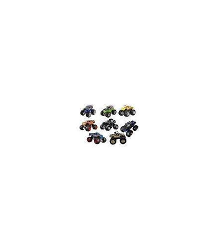 Monster Jam- Vehículos Diecast (Modelos aleatorios) (Bizak 61925870)